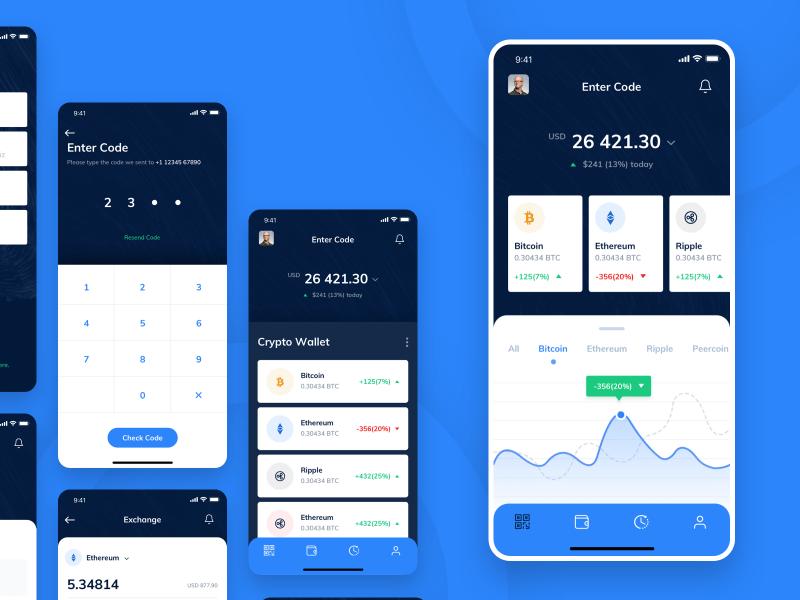Crypto UI Kit