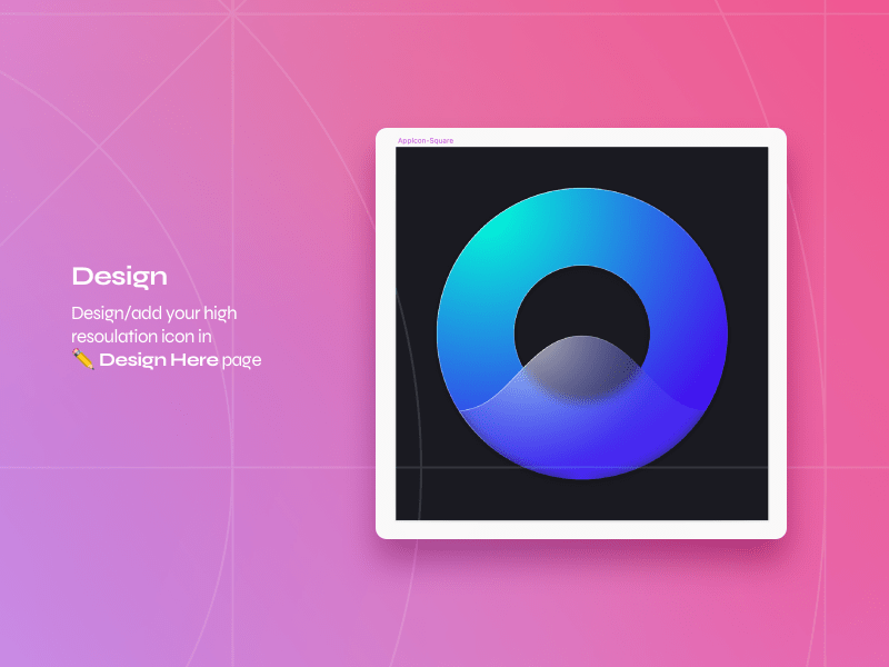 MacOS App Icon Template