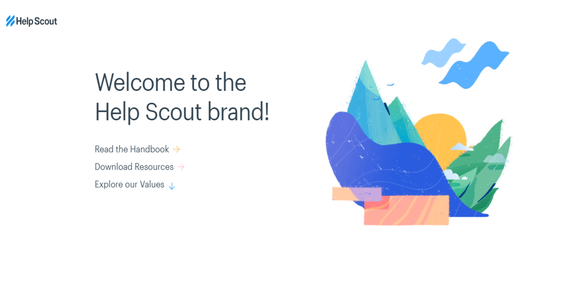 Helpscout Design System