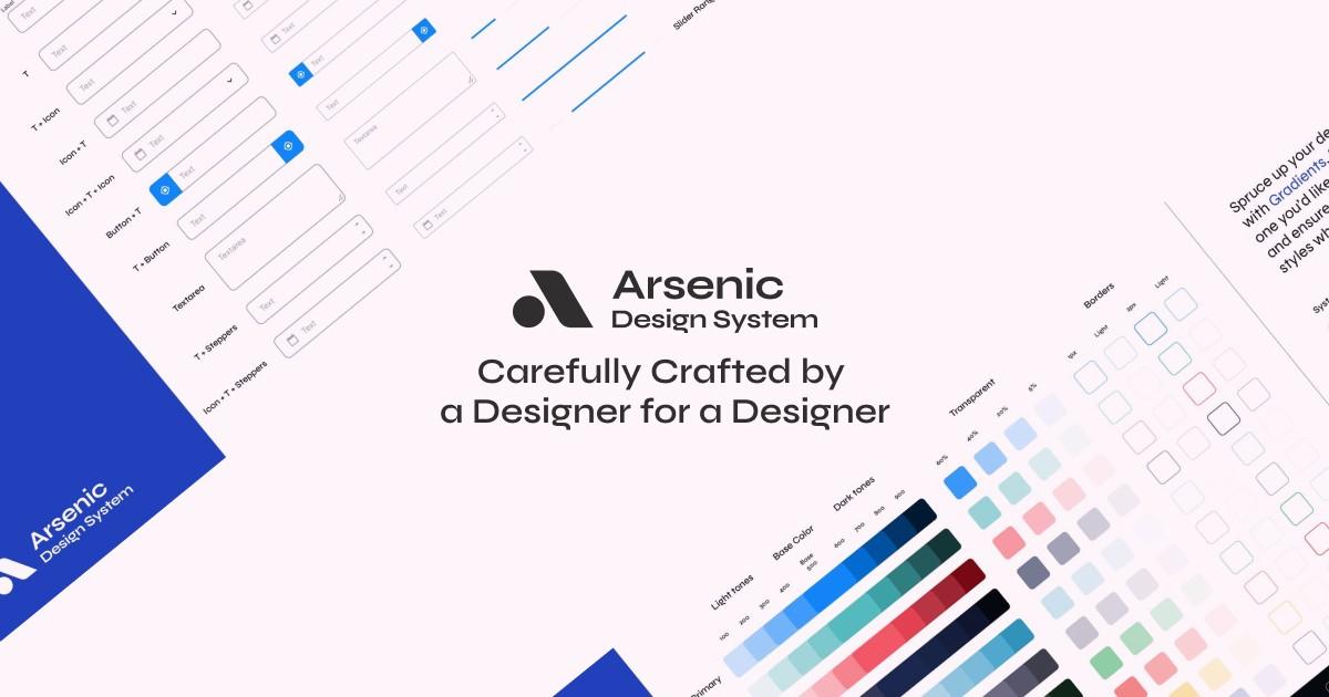 Arsenic Design System 2